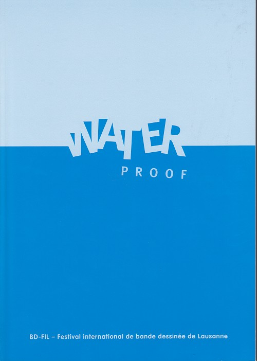 Couverture de (Catalogues) Expositions - Water Proof