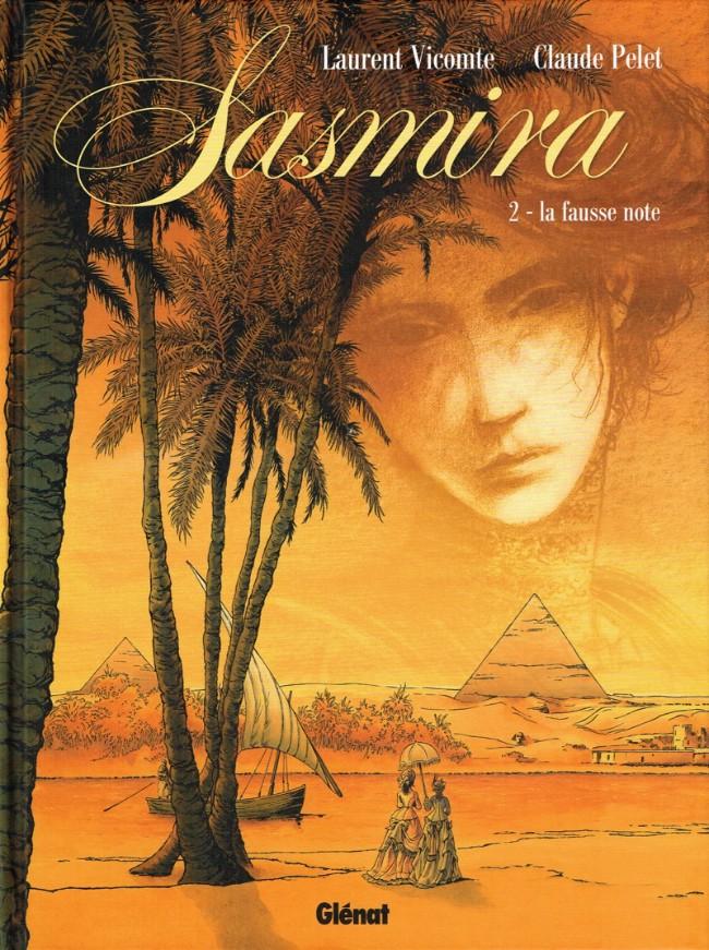 Couverture de Sasmira -2- La fausse note