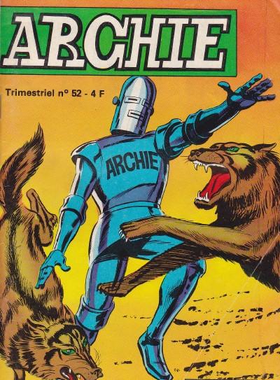 Couverture de Archie (Jeunesse et Vacances) -52- Le secret de la colline