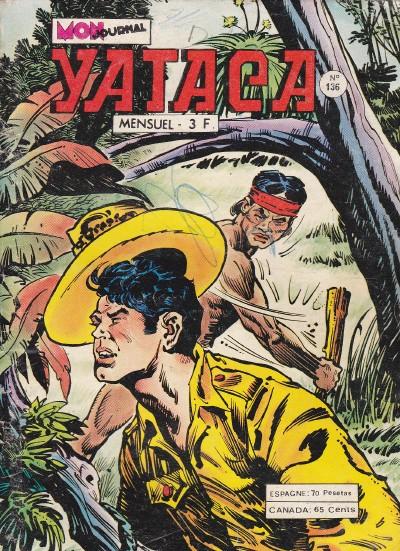 Couverture de Yataca (Fils-du-Soleil) -136- La vallée des guerrières