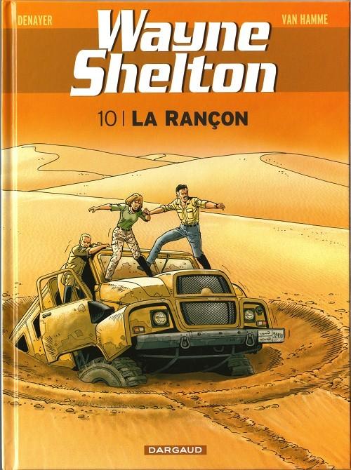 Couverture de Wayne Shelton -10- La rançon