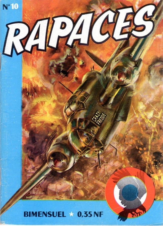 Couverture de Rapaces (Impéria) -10- L'escadrille du courage