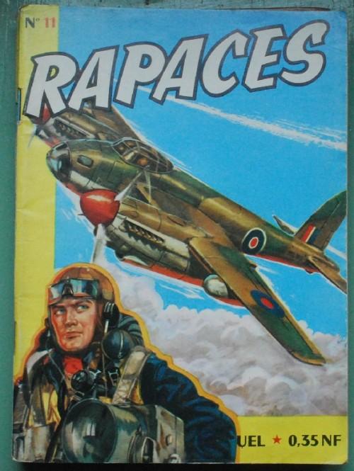 Couverture de Rapaces (Impéria) -11- Les héros de Malte
