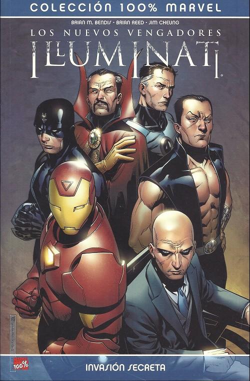 Couverture de Vengadores (Los): Tomos Únicos - Invasión secreta