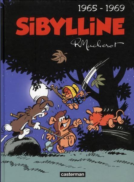 Couverture de Sibylline -INT1- 1965-1969