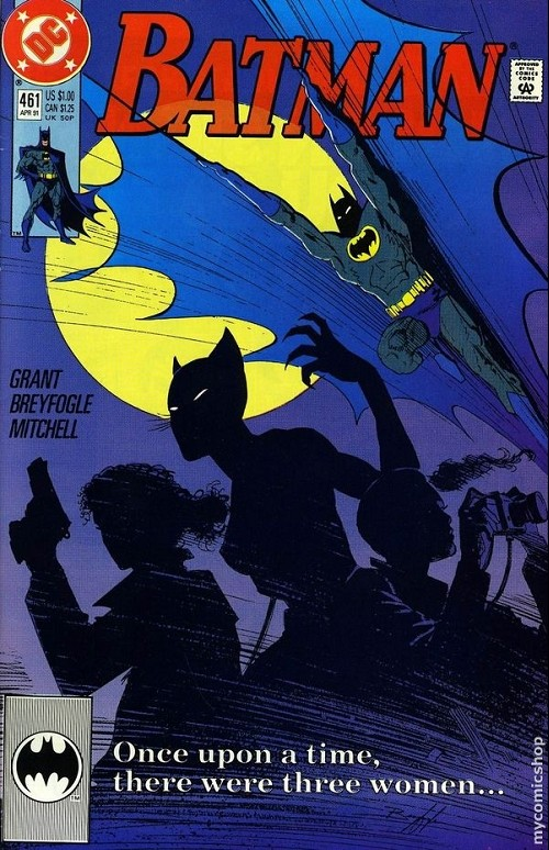 Couverture de Batman (1940) -461- Batman