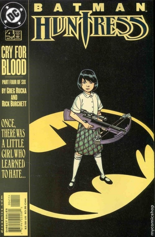 Couverture de Batman/Huntress: Cry for Blood (2000) -4- Cry for blood
