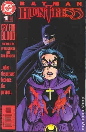 Couverture de Batman/Huntress: Cry for Blood (2000) -1- Cry for blood