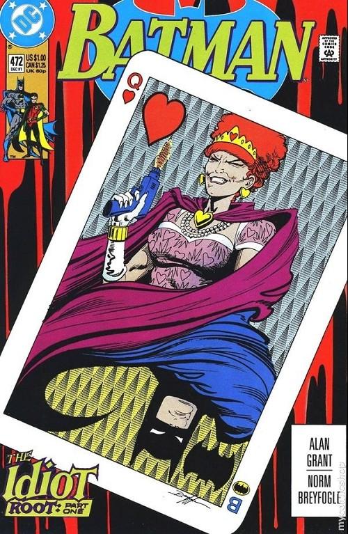 Couverture de Batman Vol.1 (DC Comics - 1940) -472- Batman