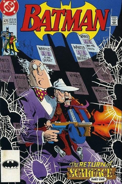 Couverture de Batman (1940) -475- Batman