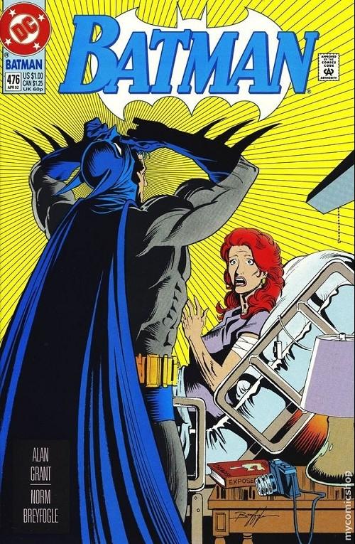 Couverture de Batman (1940) -476- Batman
