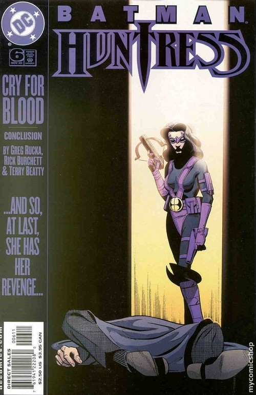 Couverture de Batman/Huntress: Cry for Blood (2000) -6- Cry for blood