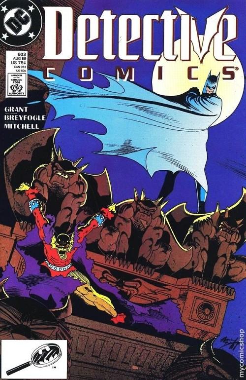 Couverture de Detective Comics (1937) -603- Detective Comics: Batman