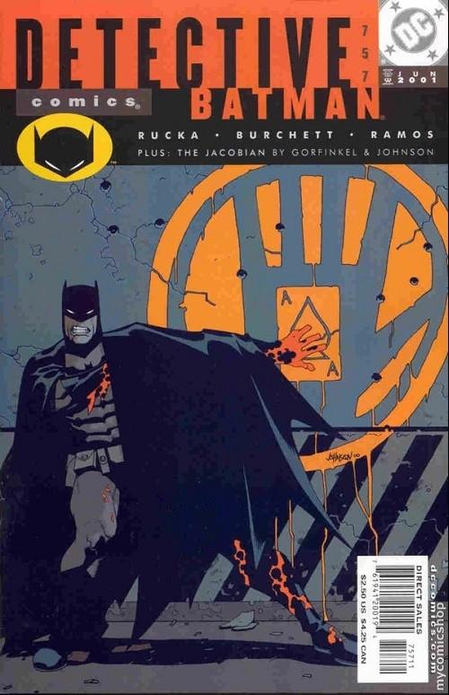 Couverture de Detective Comics (1937) -757- Detective comics : batman