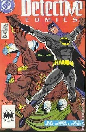 Couverture de Detective Comics (1937) -602- Detective comics : batman