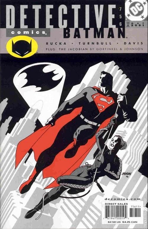 Couverture de Detective Comics (1937) -756- Detective Comics: Batman
