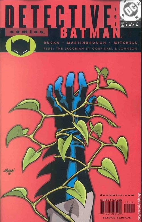 Couverture de Detective Comics (1937) -751- Detective comics : batman
