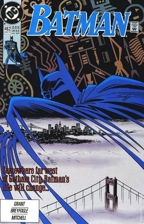 Couverture de Batman Vol.1 (DC Comics - 1940) -462- Batman
