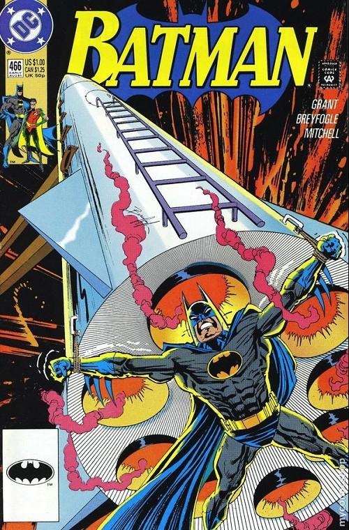 Couverture de Batman (1940) -466- Batman