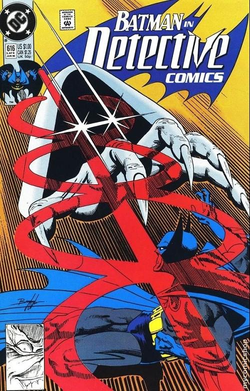 Couverture de Detective Comics (1937) -616- Detective comics : batman