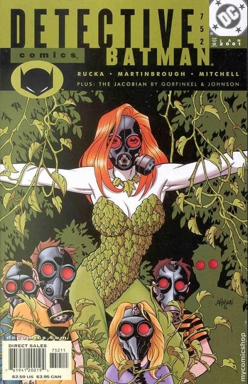 Couverture de Detective Comics (1937) -752- Detective comics : batman