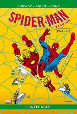 Couverture de Spider-Man Team-Up (L'Intégrale) -1INT- L'Intégrale 1972-1973