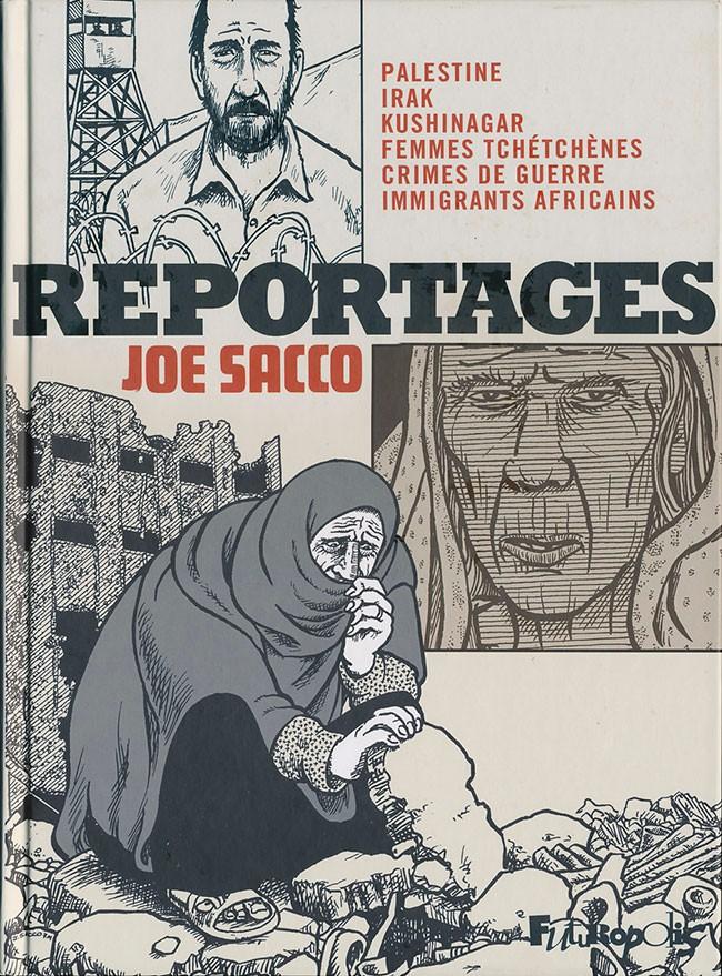 Couverture de Reportages