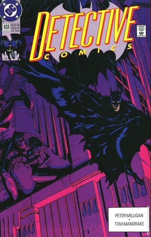 Couverture de Detective Comics (1937) -633- Detective Comics: Batman