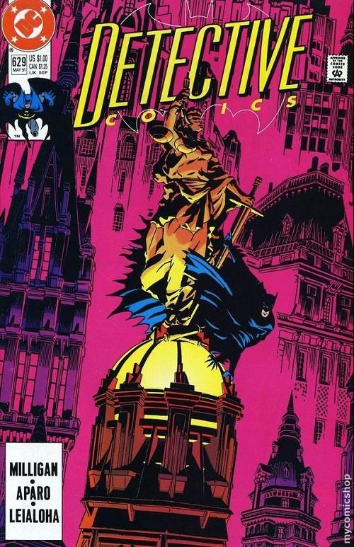 Couverture de Detective Comics (1937) -629- Detective Comics: Batman