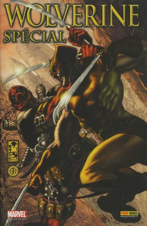 Couverture de Wolverine (Marvel France 1re série) (1997) - Wolverine spécial - Avec des amis comme ça...