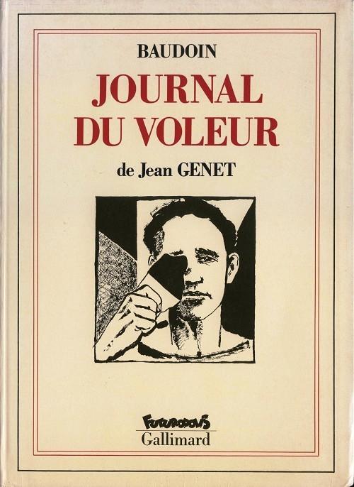 Couverture de (AUT) Baudoin, Edmond - Journal du voleur