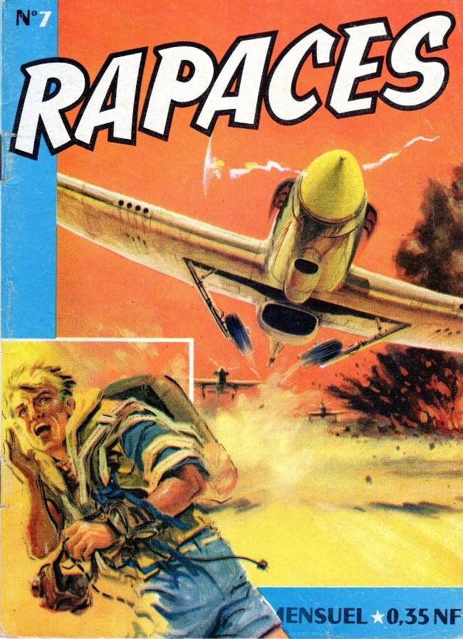 Couverture de Rapaces (Impéria) -7- Hurricanes 1/2