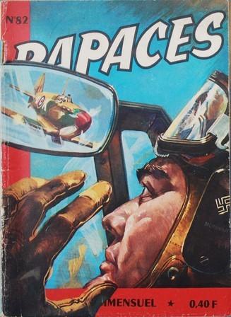 Couverture de Rapaces (Impéria) -82- L'escadrille de la prudence