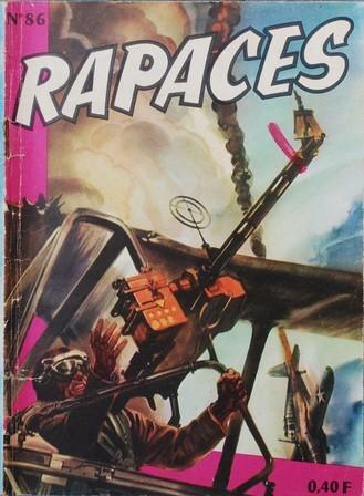 Couverture de Rapaces (Impéria) -86- Tragique plongeon