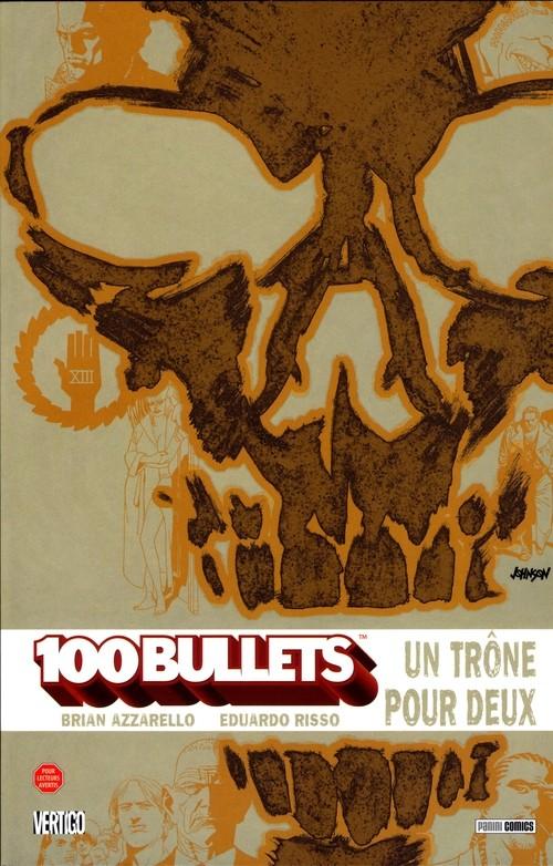 Couverture de 100 Bullets (albums brochés) -14- Un trône pour deux