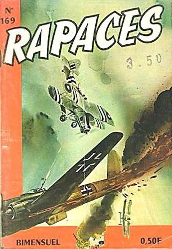 Couverture de Rapaces (Impéria) -169- Transport de troupes