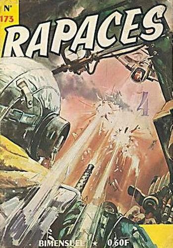 Couverture de Rapaces (Impéria) -173- Le survivant