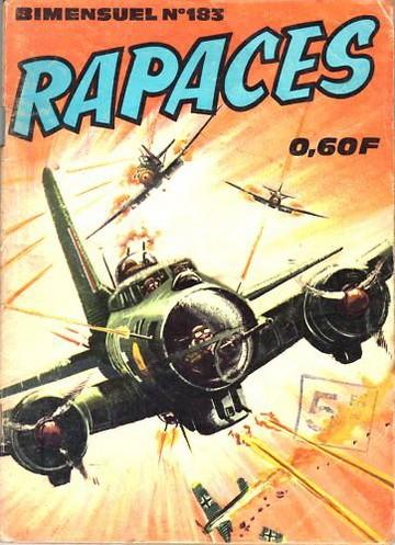 Couverture de Rapaces (Impéria) -183- Les parias