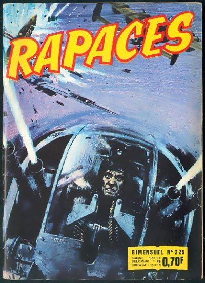Couverture de Rapaces (Impéria) -225- Les gypsies galopantes