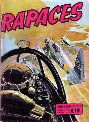 Couverture de Rapaces (Impéria) -226- Fuite impossible