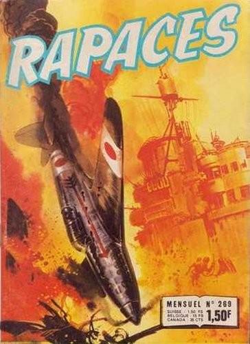 Couverture de Rapaces (Impéria) -269- Objectif Midway