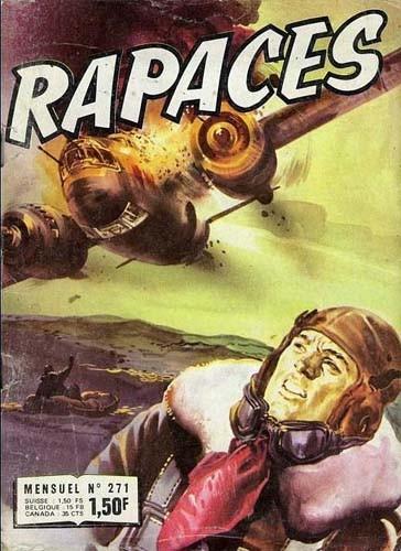 Couverture de Rapaces (Impéria) -271- Typhons
