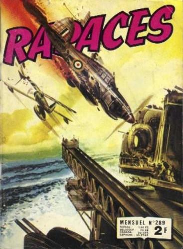 Couverture de Rapaces (Impéria) -289- Dangereuse réputation - Défense côtière