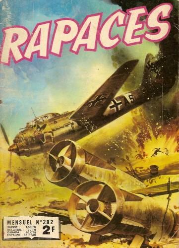 Couverture de Rapaces (Impéria) -292- Le prix de l'honneur