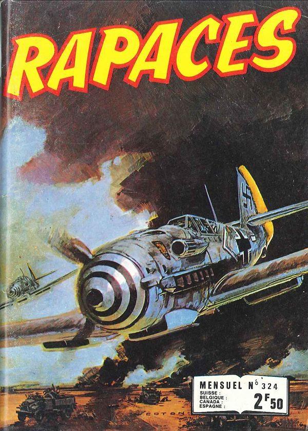 Couverture de Rapaces (Impéria) -324- Mission spéciale