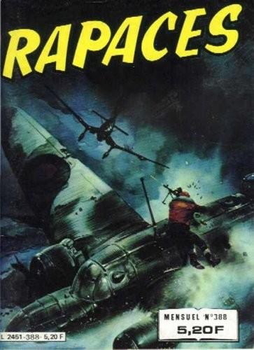 Couverture de Rapaces (Impéria) -388- L'histoire de D-for-Dora