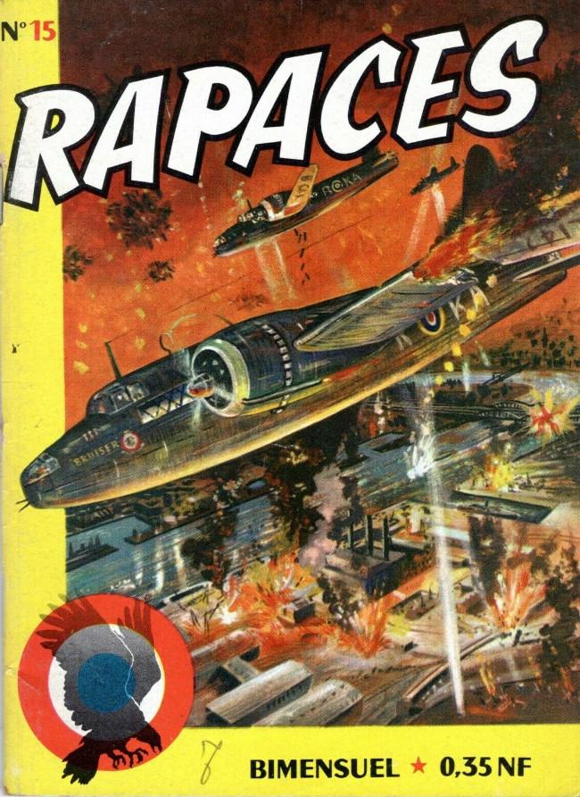 Couverture de Rapaces (Impéria) -15- Objectif Midway 1/2