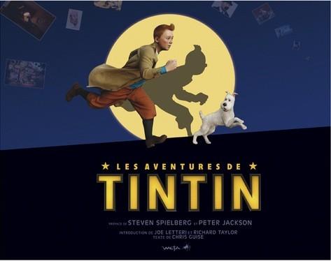 Couverture de Tintin - Divers -C4d- Artbook - Les aventures de Tintin