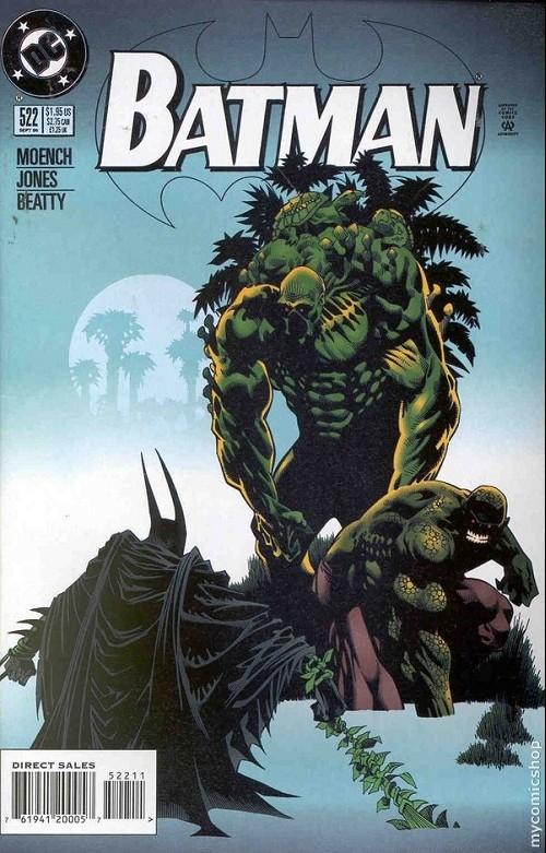 Couverture de Batman Vol.1 (DC Comics - 1940) -522- Batman