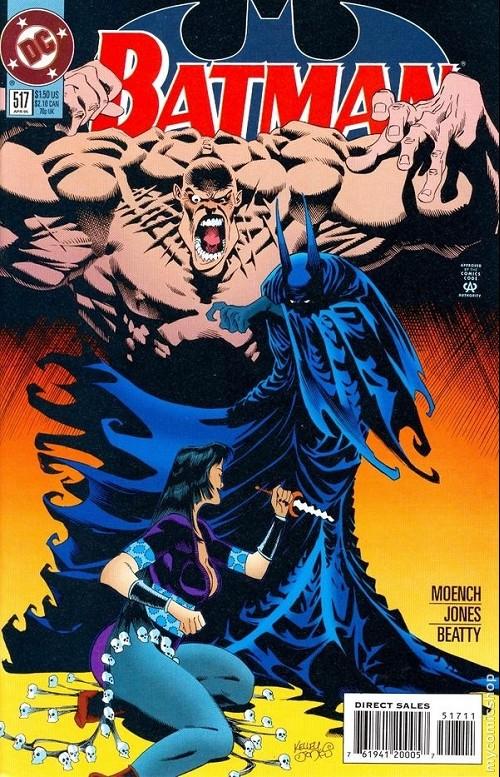 Couverture de Batman Vol.1 (DC Comics - 1940) -517- Batman